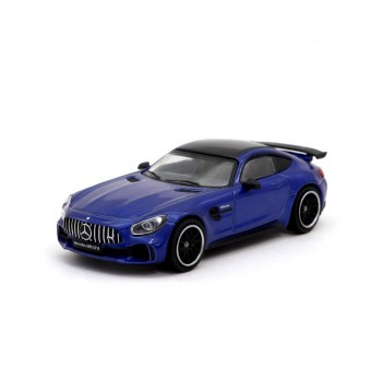 Tarmac Works 1/64 Mercedes-AMG GT R - Blue