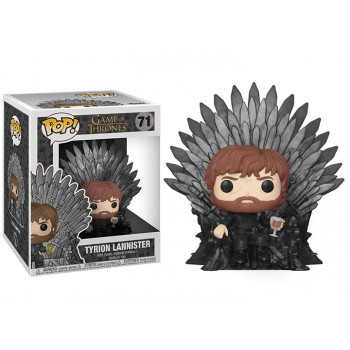 Pop Deluxe: Game of Thrones - Tyrion Lannister on Iron Throne