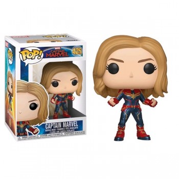 425 Captain Marvel Funko Pop