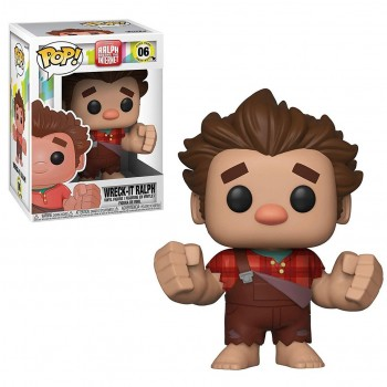Wreck-It Ralph 2: Ralph Breaks the Internet (06) Wreck-It-Ralph Funko Pop