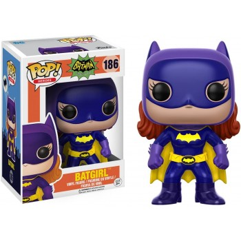 186 Batman Classic TV Series Batgirl Funko Pop