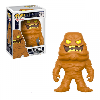 191 Batman The Animated Series Clayface Funko Pop