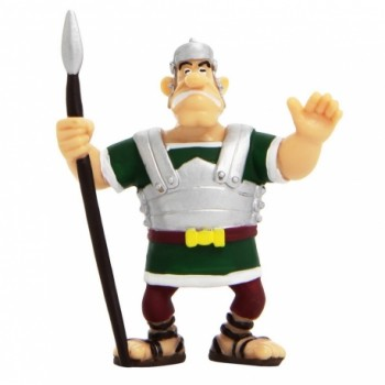 Astérix The Roman Legionary with spear