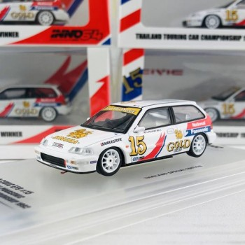 Inno64 Honda Civic EF9 Singha National Panasonic Thailand Touring Car Championship 1992 Winner