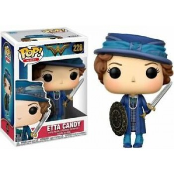 228 Wonder Woman Etta Candy Funko Pop