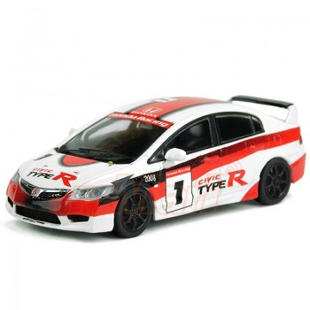 Inno64 Honda Civic Type-R FD2 Japan One Make Race Prototype