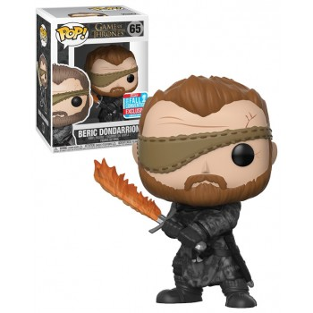 Pop TV: Game of Thrones - Beric Dondarrion (Exclusive)