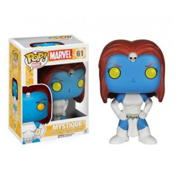 FUNKO POP! MARVEL 61: X-MEN - MYSTIQUE