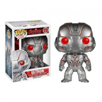 FUNKO POP! MARVEL 72: AVENGERS 2 - ULTRON