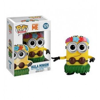 FUNKO POP! MOVIES 125: DESPICABLE ME - HULA MINION