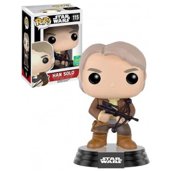 115 Star Wars Han Solo Exclusive Funko Pop