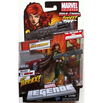 Hope Summers Marvel Legends Series 1 2012 Action Figure Hasbro
