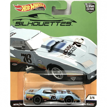 76 Greenwood Corvette Hot Wheels Car Culture