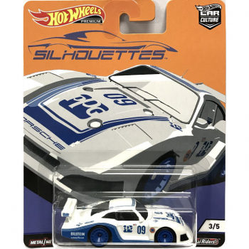 Porsche 935-78 Hot Wheels Car Culture