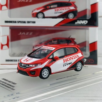 Inno64 Honda Jazz GK5 Team Honda Racing Indonesia