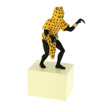 "Leopard-man statue ""Musée Imaginaire"" collection"