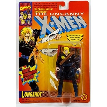 "1993 Toy Biz Marvel Comics Uncanny X-men Longshot 5"" Action Figure"