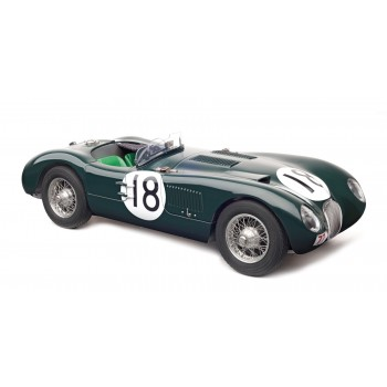 CMC Jaguar C-Type, 24H France WINNER, 1953 (Limited Edition)