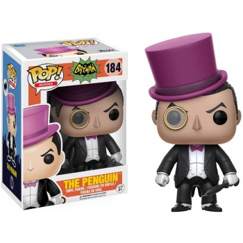 184 Batman Classic TV Series The Penguin Funko Pop