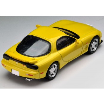 Mazda RX-7 Type R Yellow Tomica Limited Vintage Neo