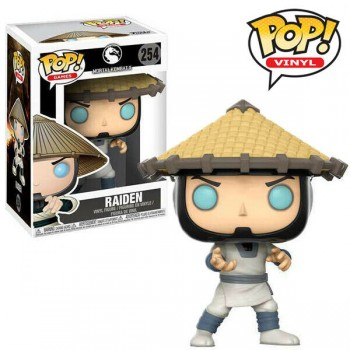 Funko Pop Games: Mortal Combat - Raiden