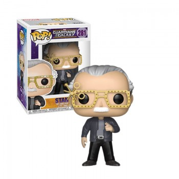 281 Guardians Of The Galaxy Stan Lee Funko Pop