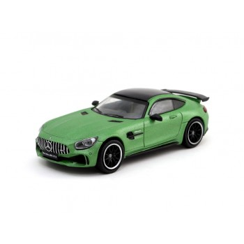 Tarmac Works 1/64 Mercedes-AMG GT R - Green Hell Magno