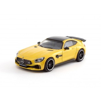 Tarmac Works 1/64 Mercedes-AMG GT R - Yellow
