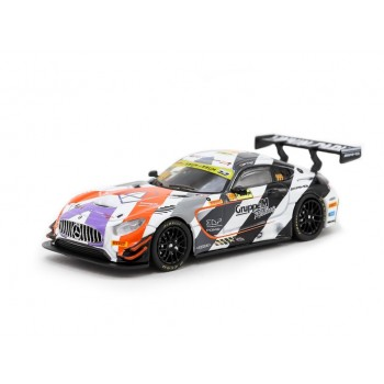 Tarmac Works 1/64 Mercedes-AMG GT3 Macau GT Cup (Linkin Park livery) Limited Edition