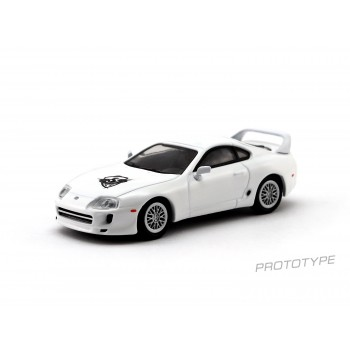 Tarmac Works 1/64 Toyota Supra ROWW For Paul Walker