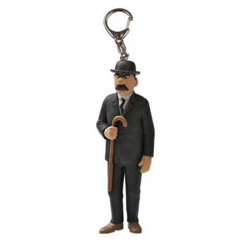 Thomson with walking stick keyring (large)