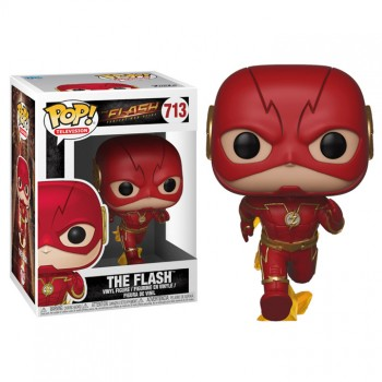 Funko Pop Television: The Flash - 713 Flash Funko Pop