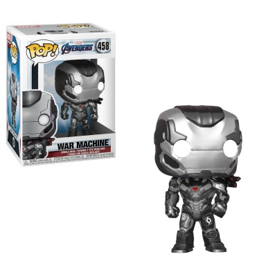 Avengers Endgame - War Machine Funko Pop