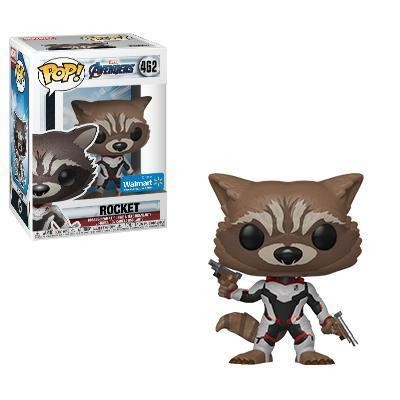 Avengers Endgame - Rocket Raccoon (Exclusive) Funko Pop
