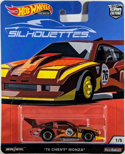 76 Chevy Monza Hot Wheels Car Culture