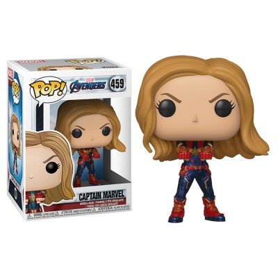 Avengers Endgame - Captain Marvel Funko Pop