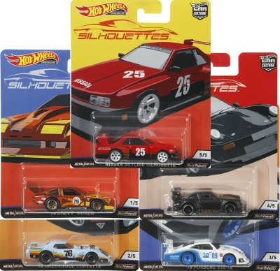 Hot Wheels Car Culture SILHOUETTES Series